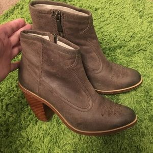 HINGE Nordstrom | western leather boots